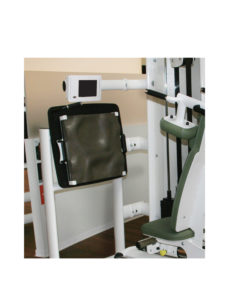 Adapter 3 Parts for medical Leg Press