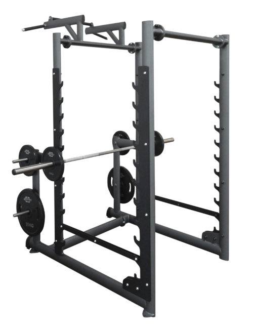 Multi Rack with Chin-Up Bar
