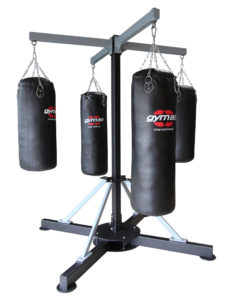 Boxingframe for 4 Punching Bags