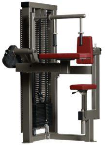 Horizonal Triceps Machine
