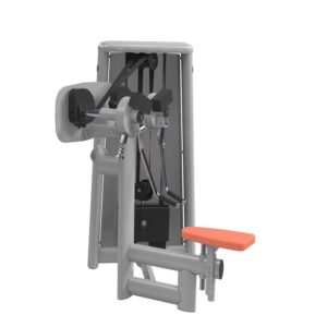 Deltoid Raise Machine with Movable Grips