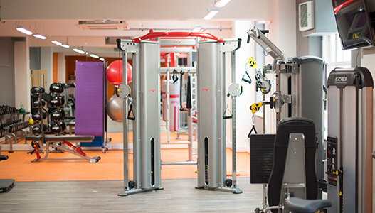 Corporate & Company Gyms