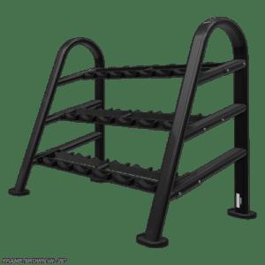 Instinct® Dumbbell Rack 10-Pair/3 Tier