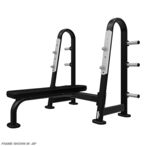 Instinct ®Olympic Flat Bench