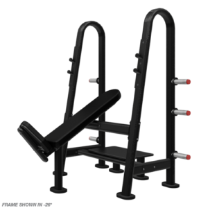 Instinct® Olympic Incline Bench