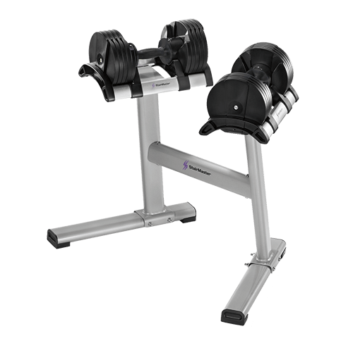 TwistLock Adjustable Dumbbells
