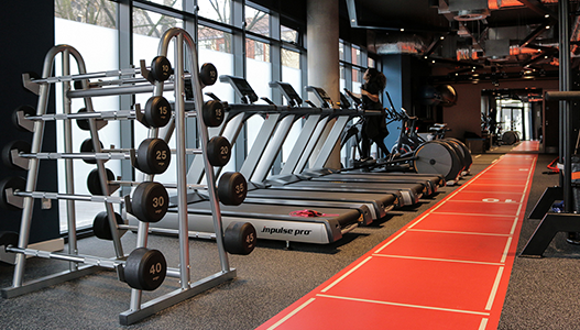 Student Accommodation Gyms