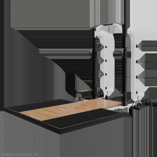 Nautilus Half Rack met SVA Platform