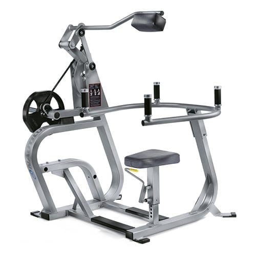 Plate Loaded Four Way Neck Machine