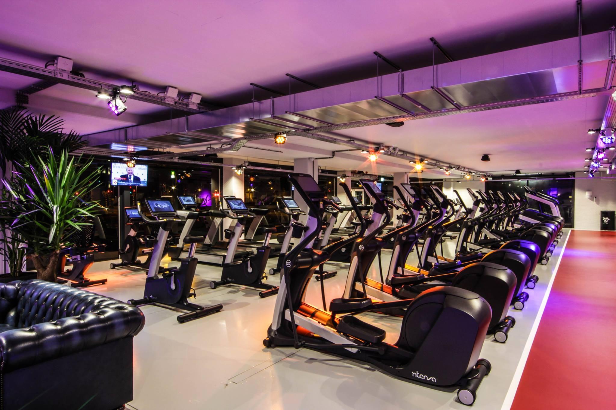 Fitnesscentra