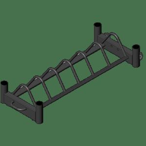 Throwdown Bumper Plate Storage Cart