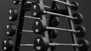 Throwdown Straight Barbells