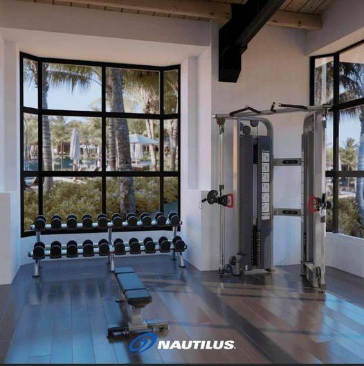 Nautilus Home Gym